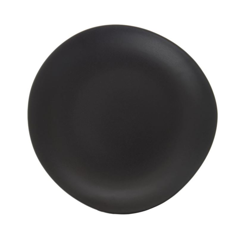 Benzer – Noosa Matt Black Salad Plate 22cm