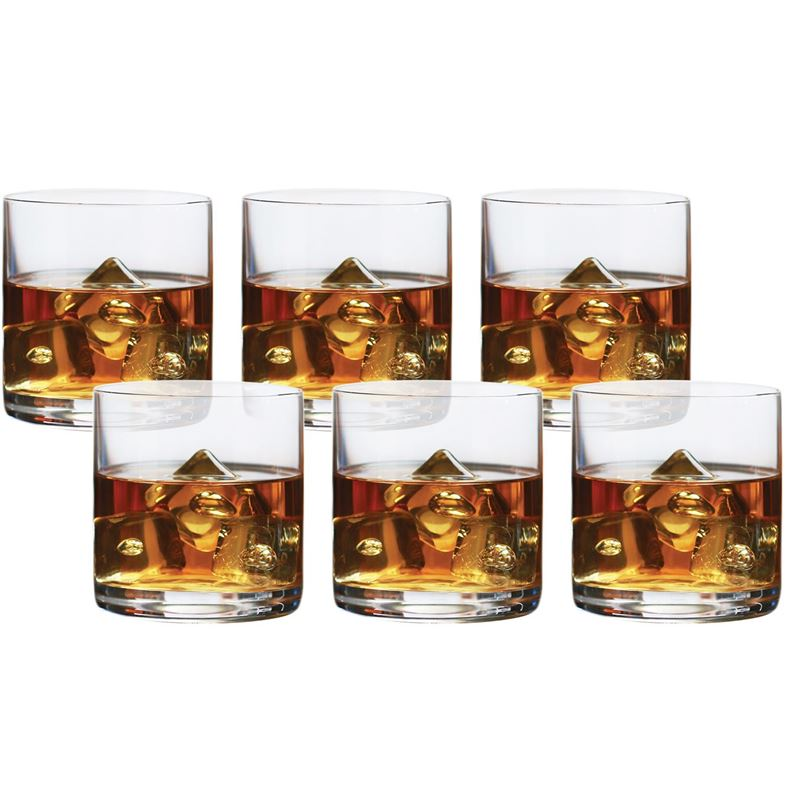 Bohemia by Circle Glass – Soiree Crystalline DOF 440ml Set of 6 (Made in Czech Republic)