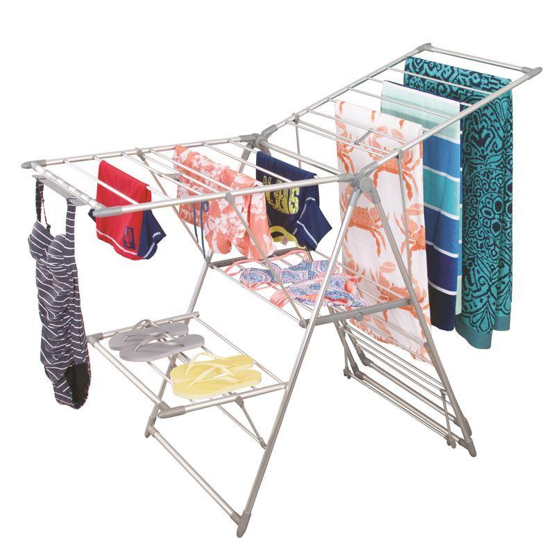 InterDesign – Brezio Drying Rack 5 Shelf