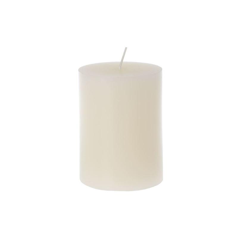 Zuhause – Klassik Candle 7.5x10cm Ivory