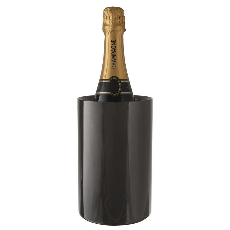 Zuhause – Devine Wine Cooler 12x19cm Platinum
