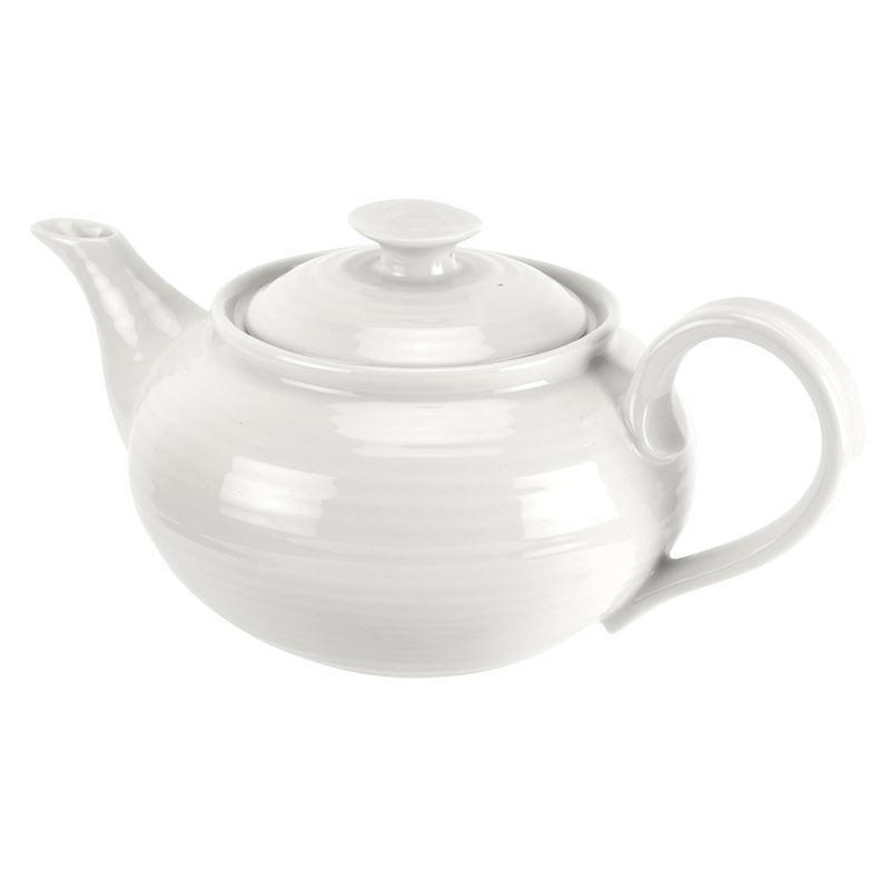 Sophie Conran for Portmeirion – Ice White Small Tea Pot 600ml