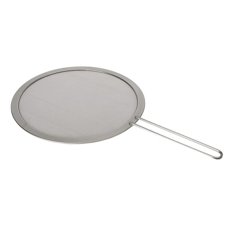Benzer – Cuisine Essentials Stainless Steel Spatter Guard 27.5cm