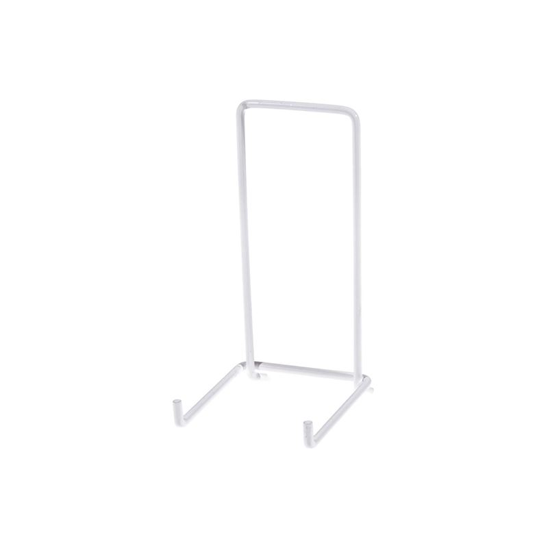 JeS – White Coated Plate Stand No. 4(Made in England)