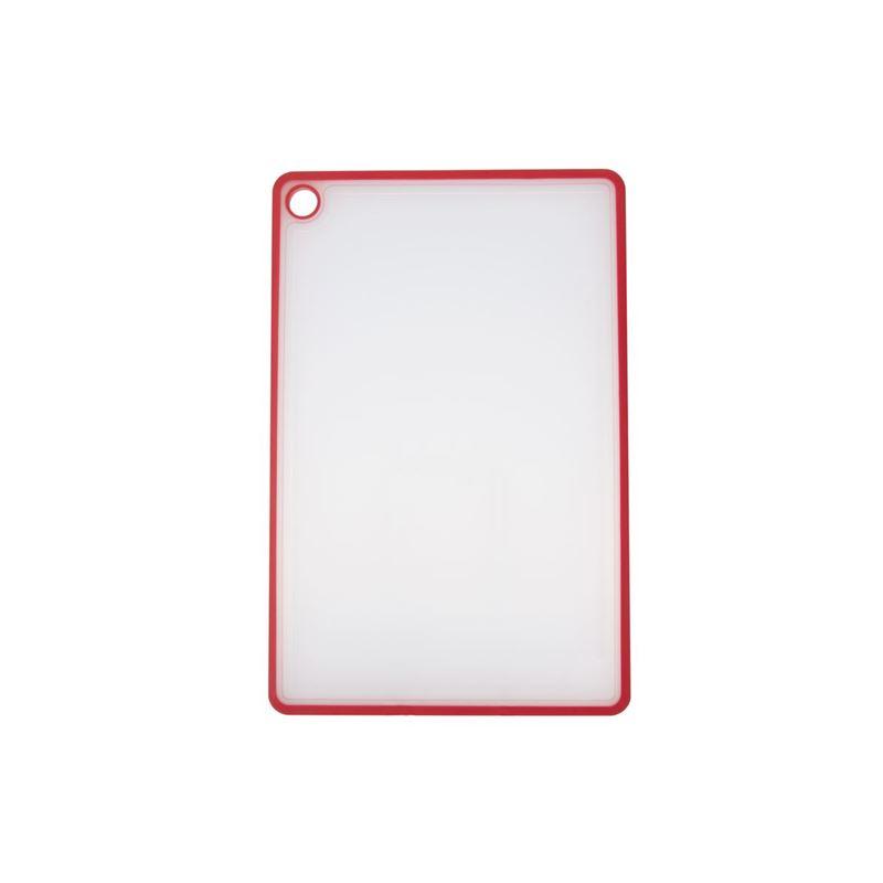 Benzer – Grip Anti-Slip Cutting Board 38x25cm Red
