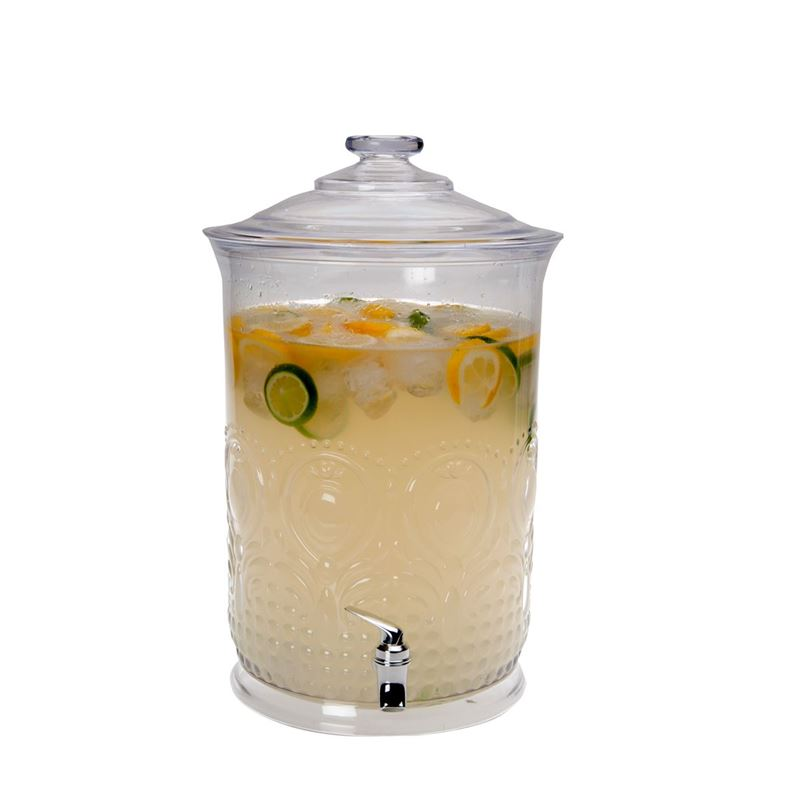 Zuhause – Partii Clear Acrylic Jumbo Water Drinks Dispenser 15Ltr