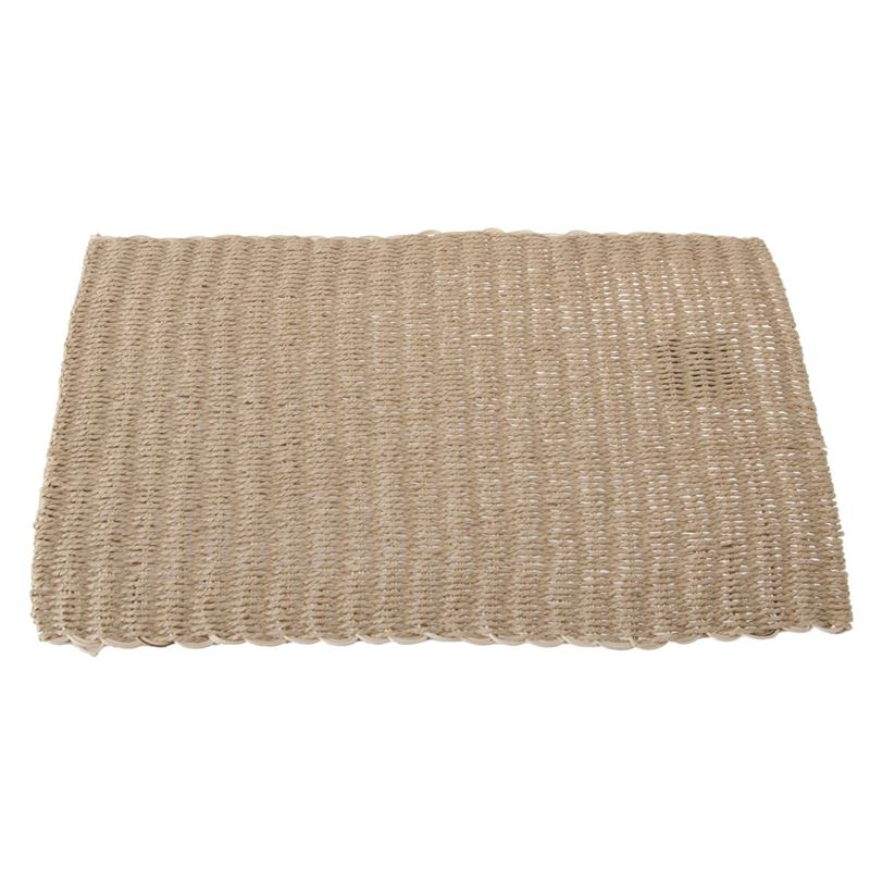 Zuhause – Lombok Natural Weave Placemat 30x45cm Oatmeal