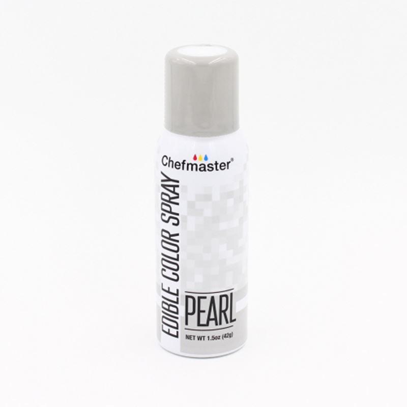 Chefmaster – Edible Food Spray – Pearl 42gm