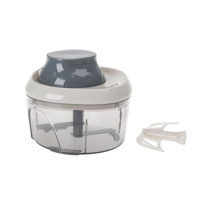 samsam – Chop-it Easy Onion Chopper with Mixing Blender Charcoal