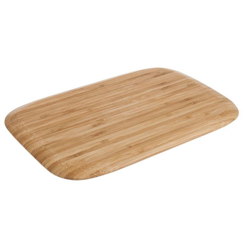 Benzer – Ecozon Bamboo Hana Bamboo Rectangular Cutting Board Medium 30x20x1.5cm