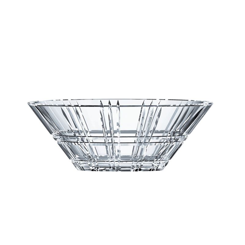 Nachtmann Crystal – Square Bowl 27cm (Made in Germany)
