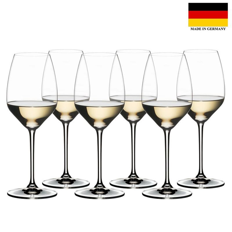 Riedel Extreme – Riesling 460ml VALUE 6-Pack (Made in Germany)