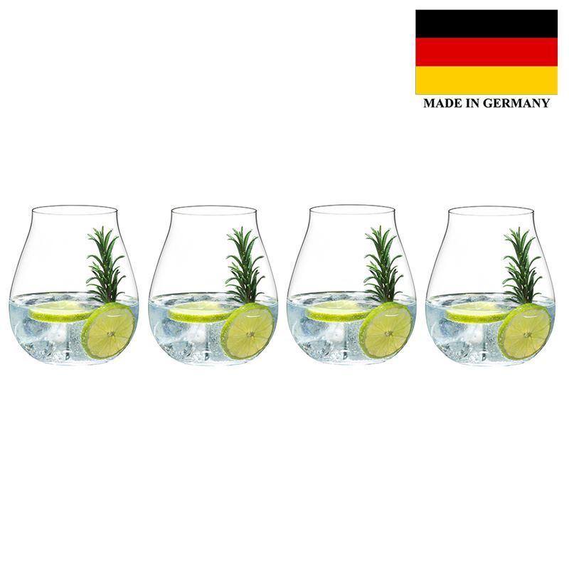 Riedel – Gin O'Clock Gin 760ml Set of 4 (Made in Germany)