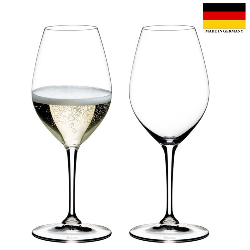 Riedel Vinum – Champagne Glass 445ml Set of 2 (Made in Germany)