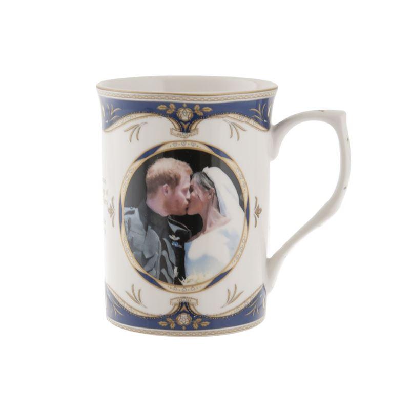 Heritage – Fine Bone China Prince Harry and Meghan Markle Royal Wedding Commemorative Mug