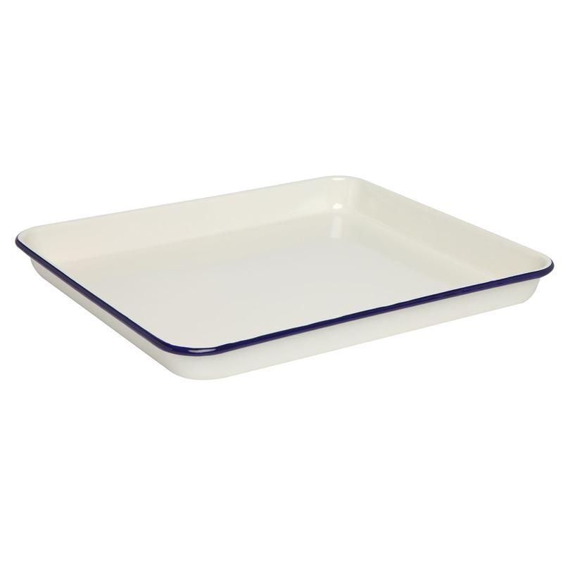Wiltshire – Enamel Bake Tray 30x26x2cm 1Ltr