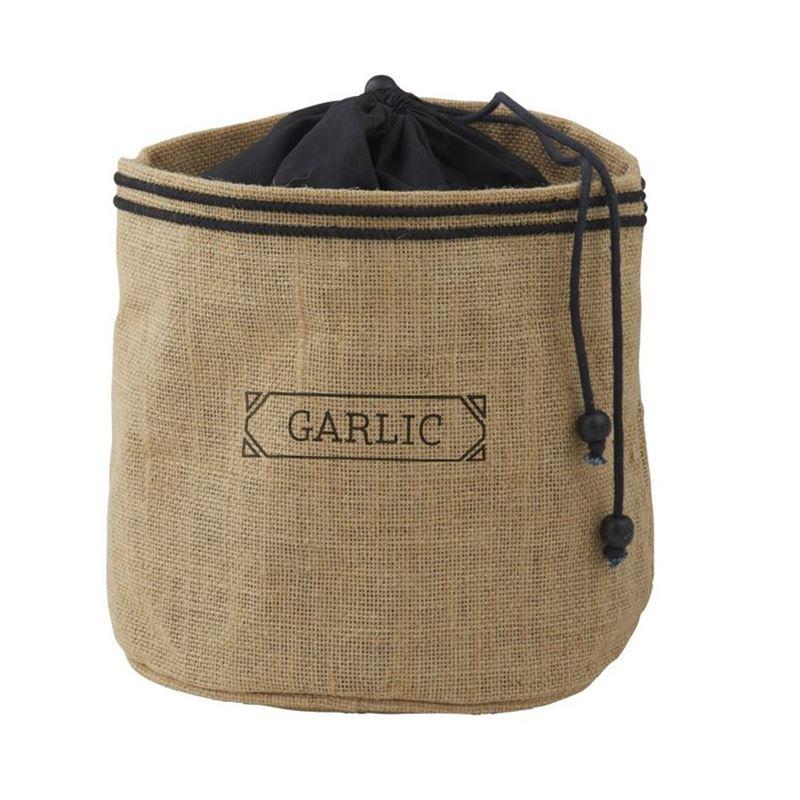 Pantry – Jute Garlic Sack 14x15cm