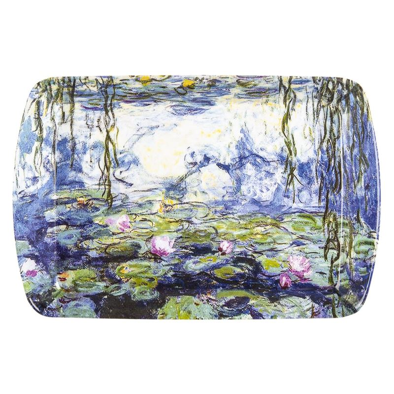 Nostalgic – Water Lilies Scatter Tray 21x14cm