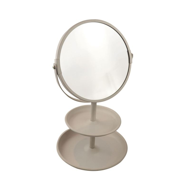 Urban Lines – Butlers Vanity Mirror with Tray White