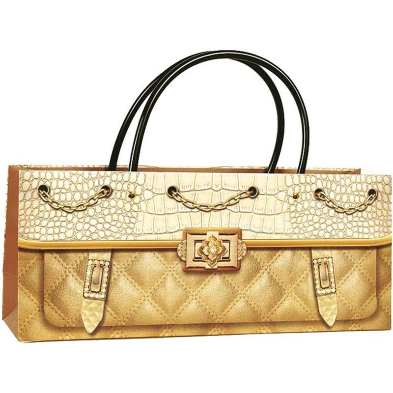 Ogilvies Designs – Gift Bag Box Horizontal Bag Bianca