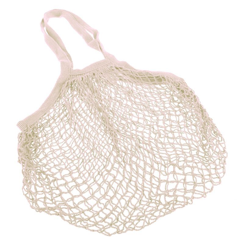 Appetito – String Bag with Long Handle Natural