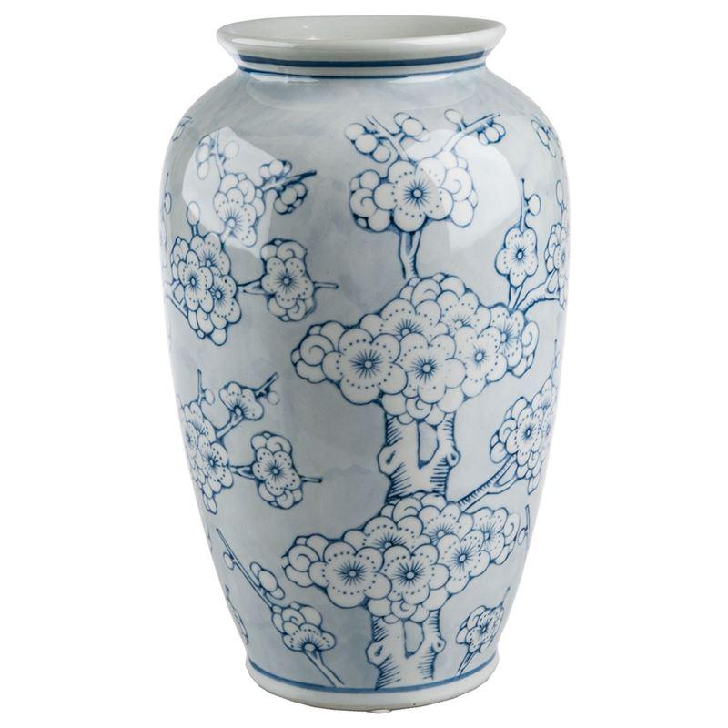 Pimbleton – Chinoiserie Margaux Tall Vase 27cm