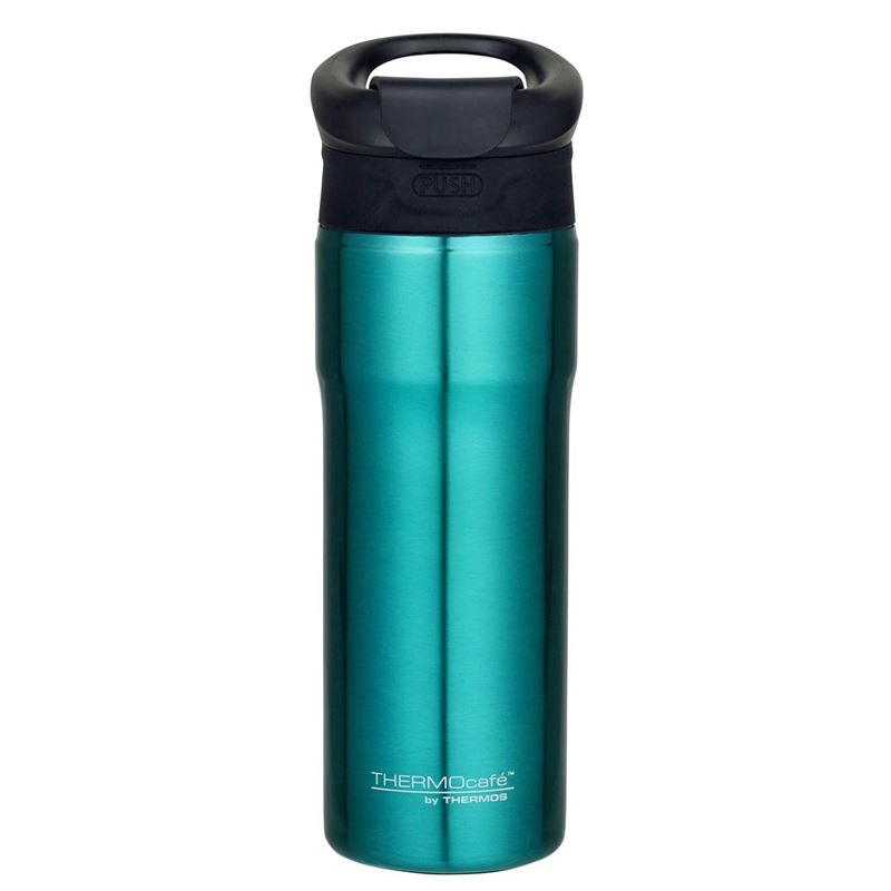 THERMOcafé™ by Thermos – Stainless Steel Vacuum Insulated Tumbler 450ml Teal