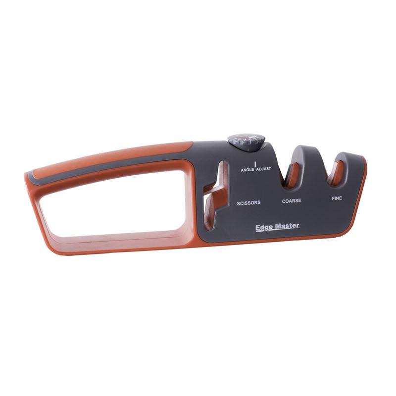 Edgemaster – Adjustable Angle Knife & Scissor Sharpener
