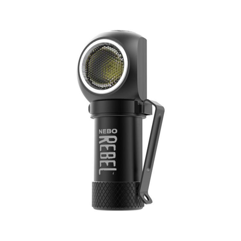 Nebo – Rebel 600 Lumen Rechargeable Task Light/Head Lamp