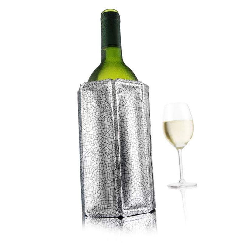 Vacu Vin – Active Cooler for Wine Silver