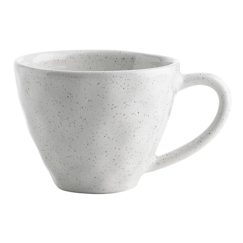 Ecology – Milk Speckle Mug 380ml – Premium Stoneware