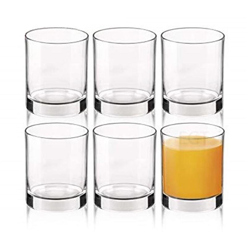 Bormioli Rocco – Cortina Glass 195ml set of 6 (Made in Italy)