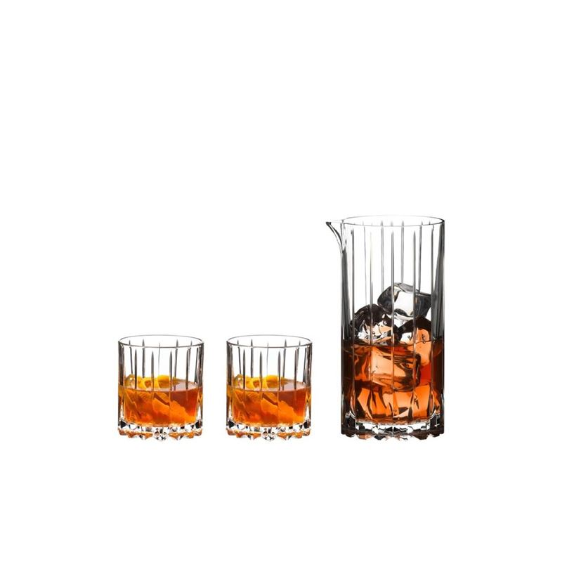 Riedel – Drink Specific Glassware Mixology Neat Set SPECIAL SET (Made in Germany)