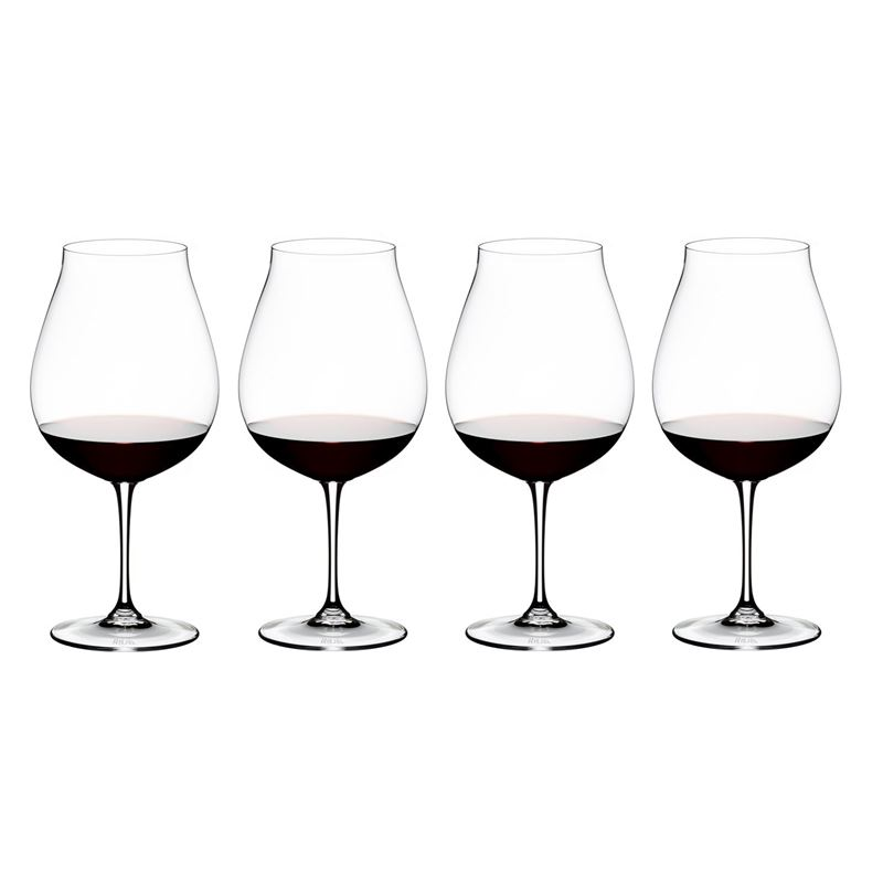Riedel Vinum – Pinot Noir 4pc SPECIAL PACK (Made in Germany)