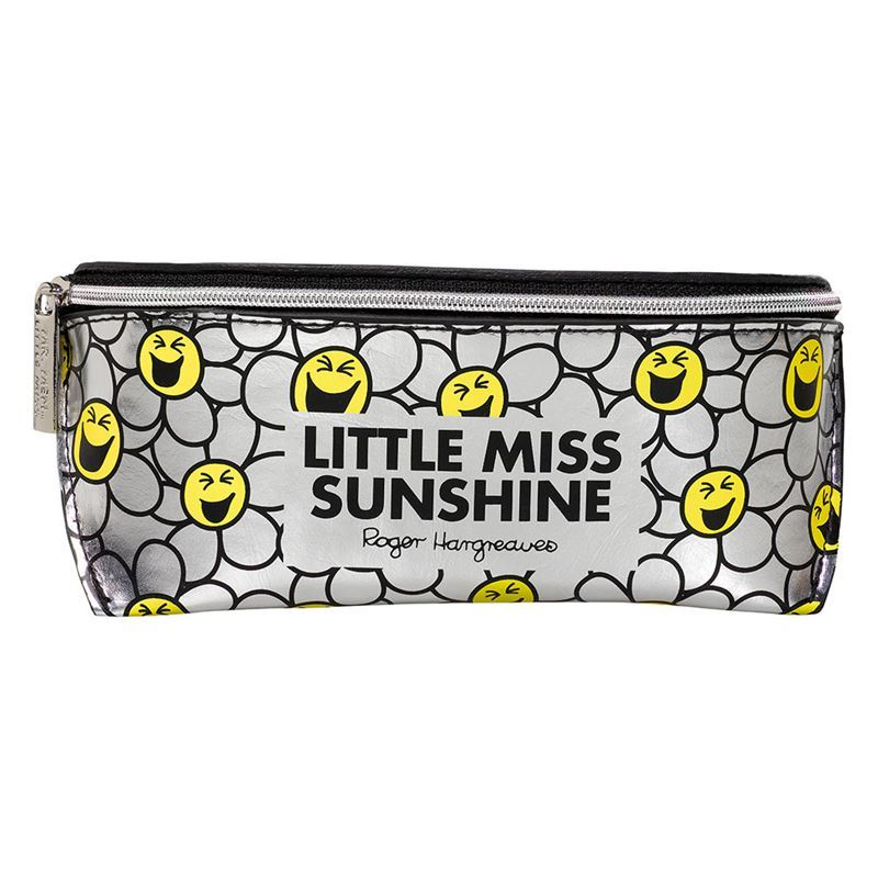 Little Miss – Sunshine Laughing Daisies Glasses Case