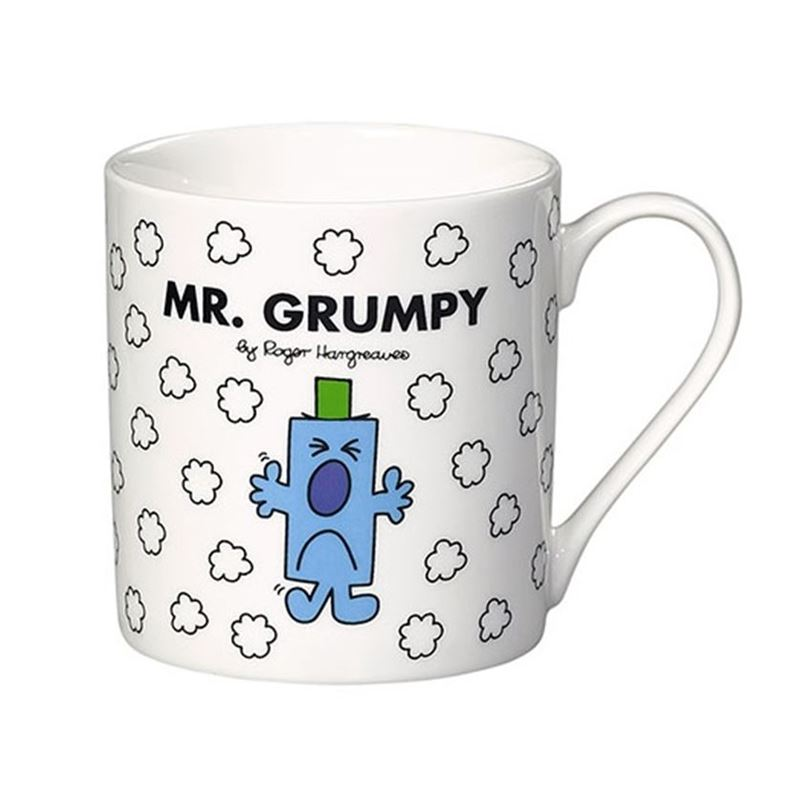 Mr Men – Bone China Mr Grumpy Mug 400ml