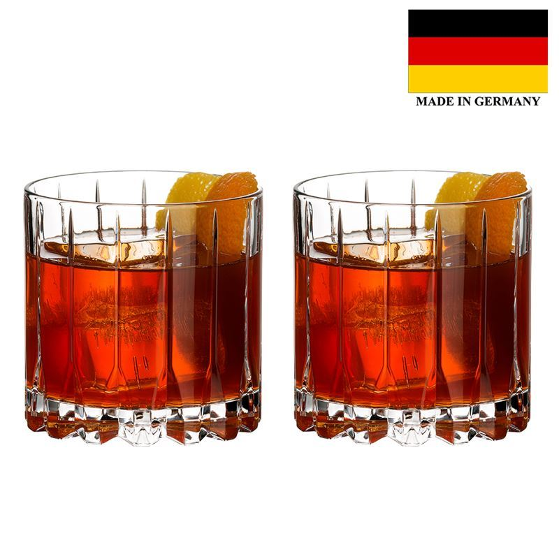 Riedel – Bar Rocks Glass Set of 2 (Made in Germany)