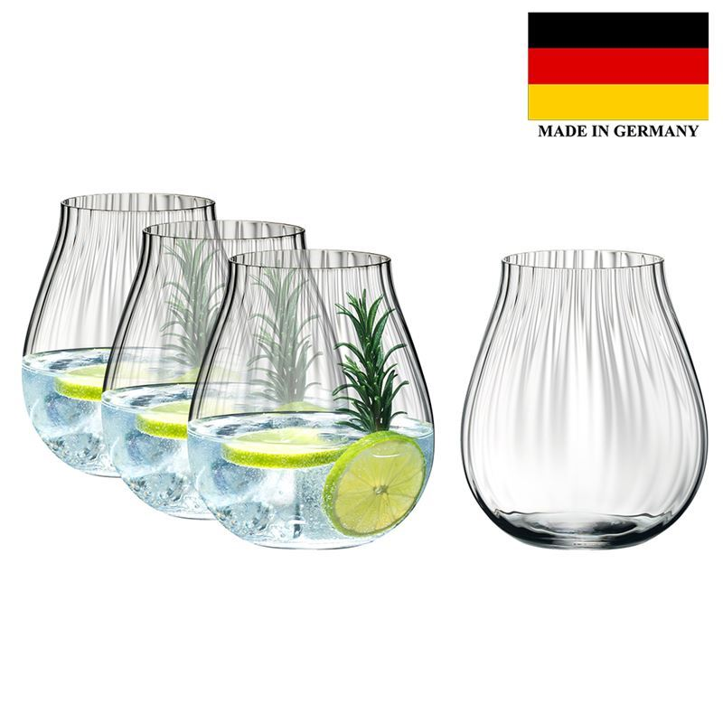 Riedel – Optic O Gin Set of 4 (Made in Germany)