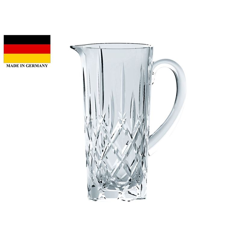 Nachtmann Crystal – Noblesse Pitcher 1.1Ltr (Made in Germany)