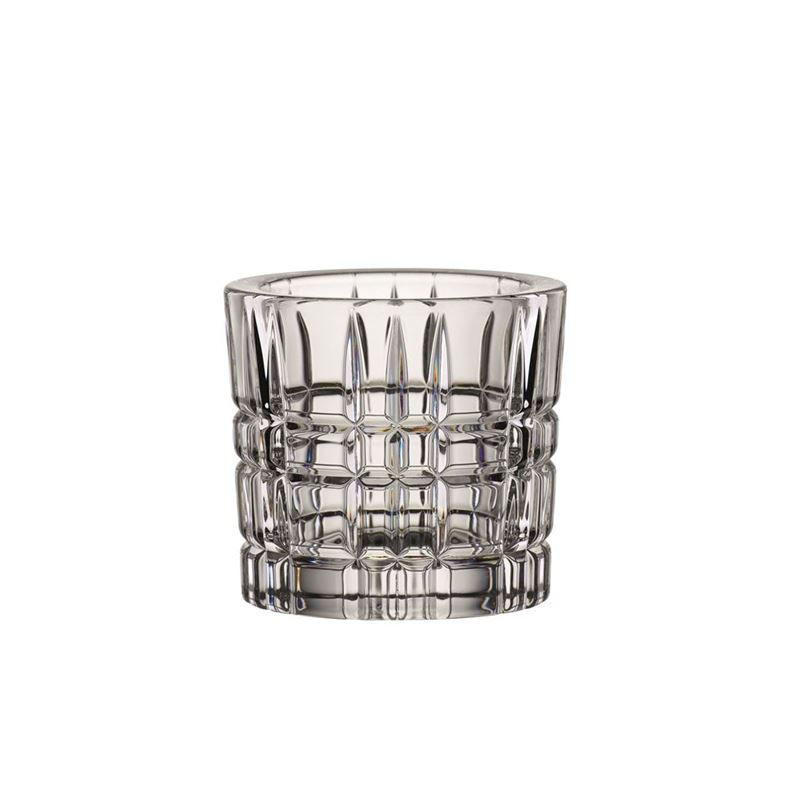 Nachtmann Crystal – Square Votive Clear 6.6cm  (Made in Germany)