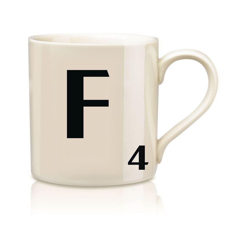 Scrabble™ – Mug 350ml ~ F ~