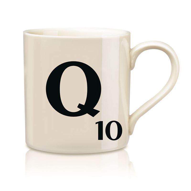 Scrabble™ – Mug 350ml ~ Q ~