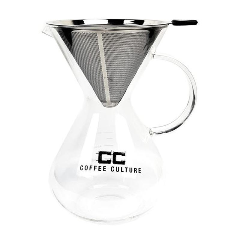 Coffee Culture – Pour Over Coffee Maker and Dripper 600ml