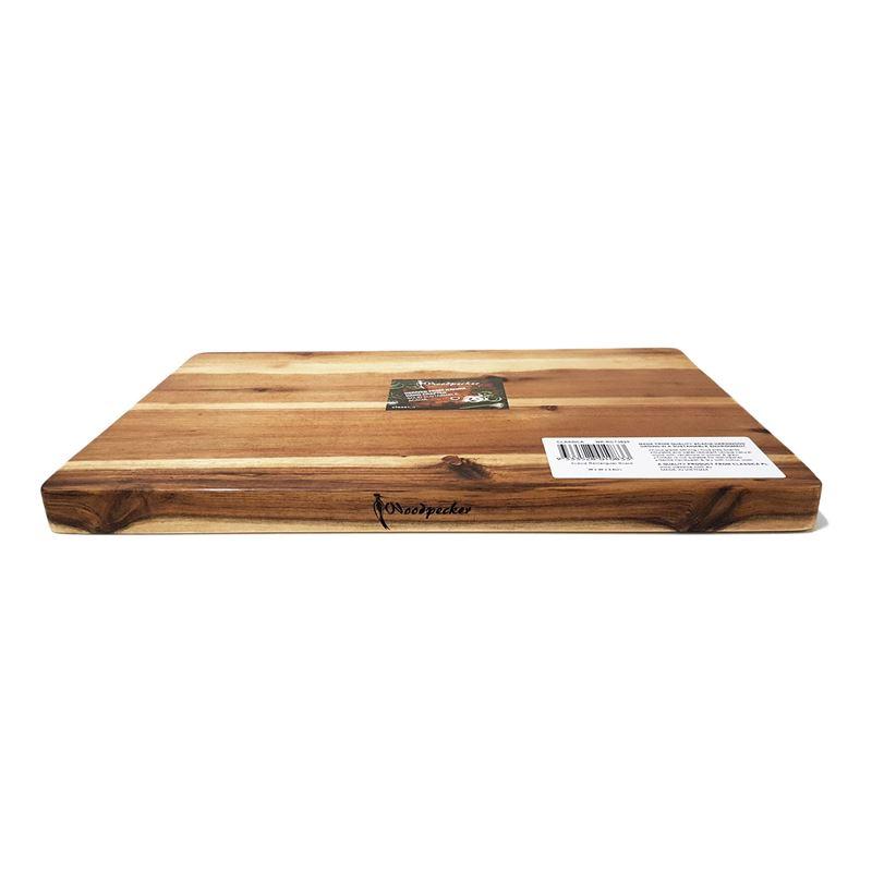 Woodpecker – Rectangular Acacia Board 45x30x3cm