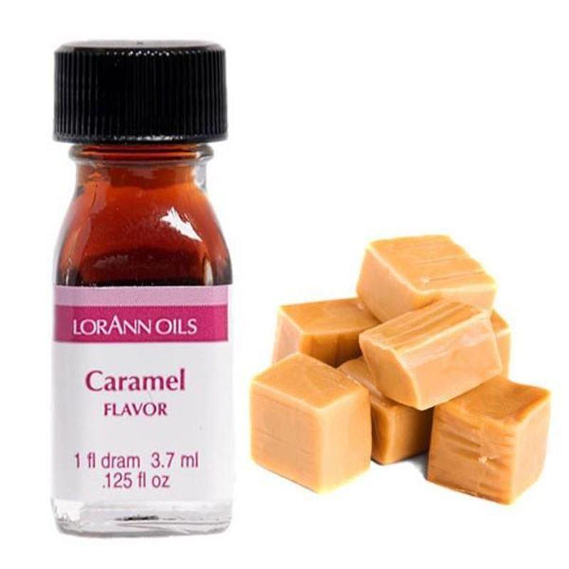 LorAnn Oils – Caramel Flavour 1 Dram 3.7ml (Made in the U.S.A)