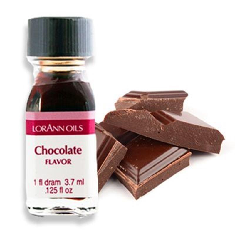 LorAnn Oils – Chocolate Flavour 1 Dram 3.7ml (Made in the U.S.A)