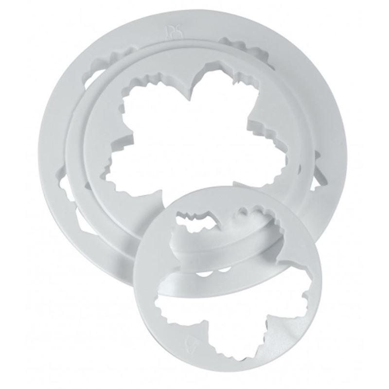 Mondo – Peony Flower Cutter Set of 4