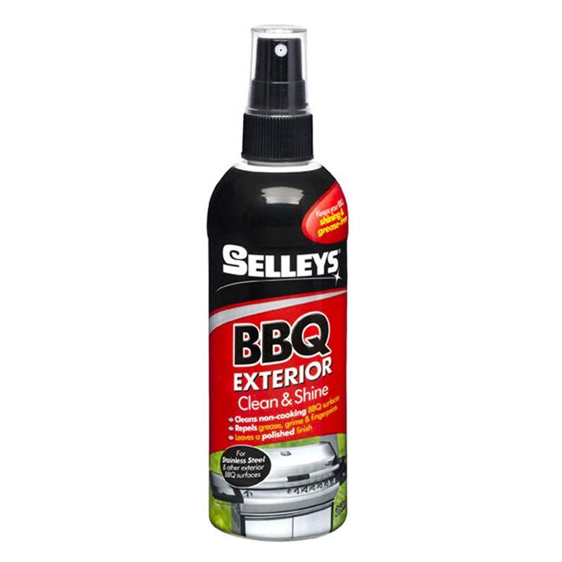 Selleys – BBQ Exterior Clean & Shine 250ml Pump Spray Bottle