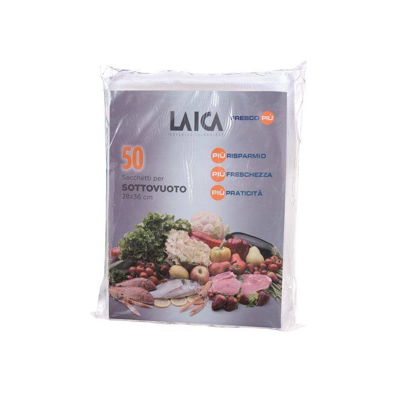 Laica – Vacuum Bags 28x36cm Pack of 50