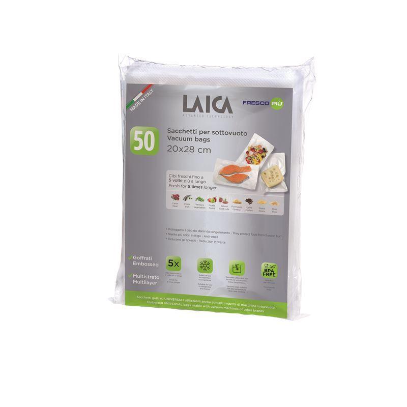 Laica – Vacuum Bags 20x28cm Pack of 50